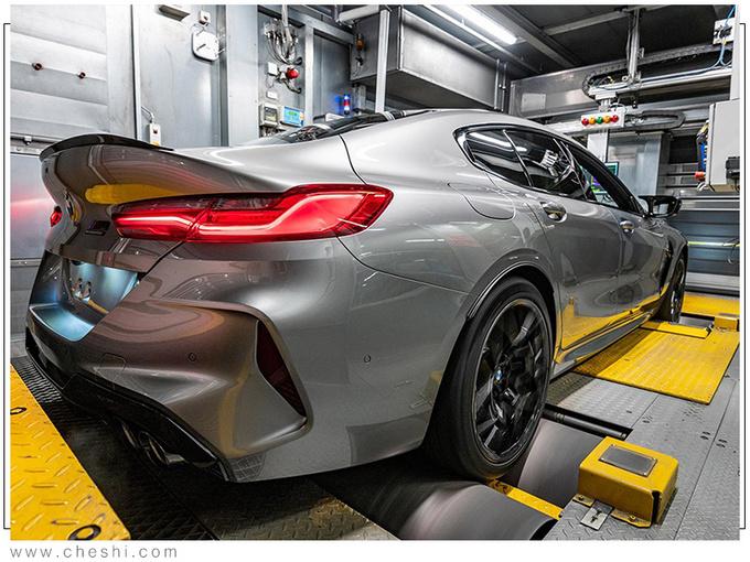 宝马全新8系现已开始生产 搭4.4T引擎6天后发布-图5
