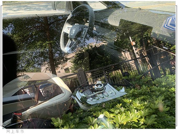 比亚迪秦D1最快12月中上市配侧滑门-轴距超宋MAX-图5