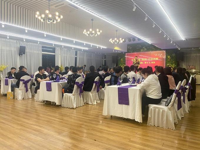 1月23日,东莞兴隆吉利新春团购会圆满举行-图1