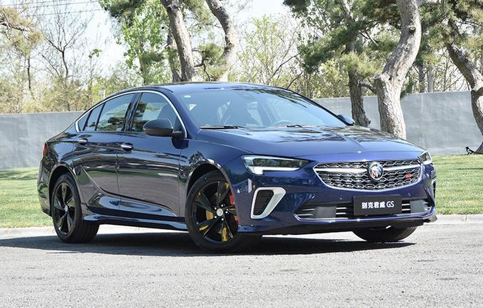 五福临门别克5款轿车同步上市 12.11万元起售-图1