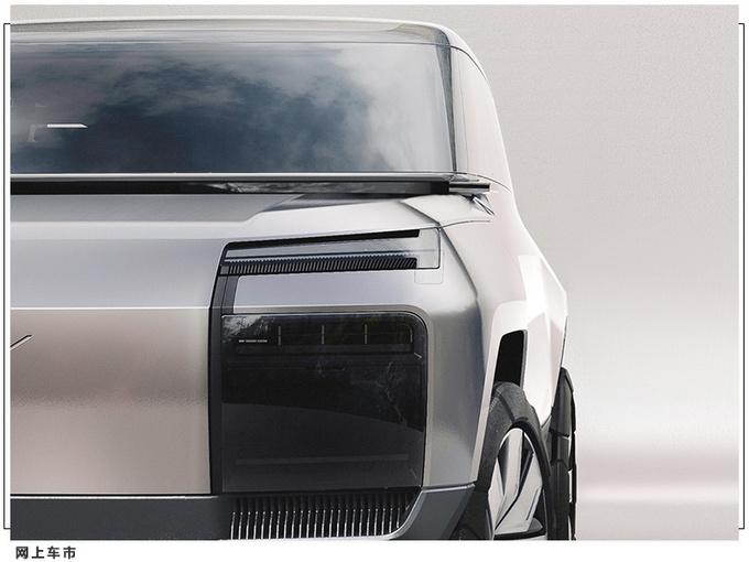 沃尔沃全新车型曝光玻璃车顶/外观比XC90还硬朗-图5