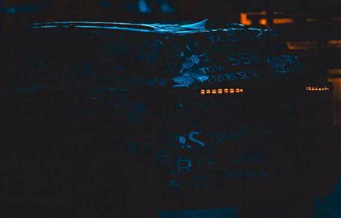 长安CS55换代车型曝光 内外设计大改-尺寸将加长-图2
