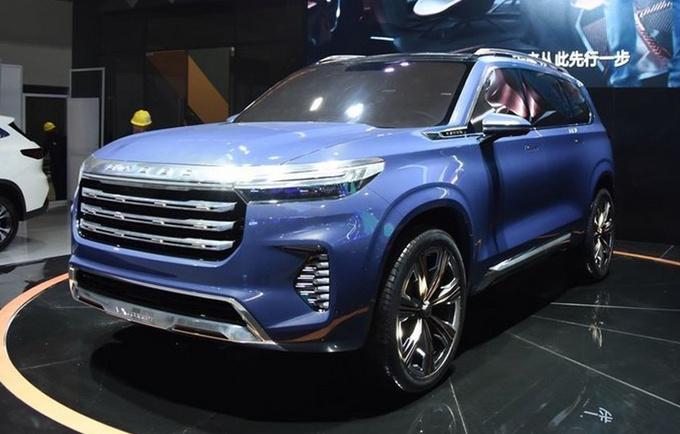星途今年将推两款新车 VX大七座SUV三季度上市-图1