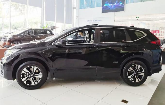本田新款CR-V疑似价格 16.98万起/部分车型涨价-图2