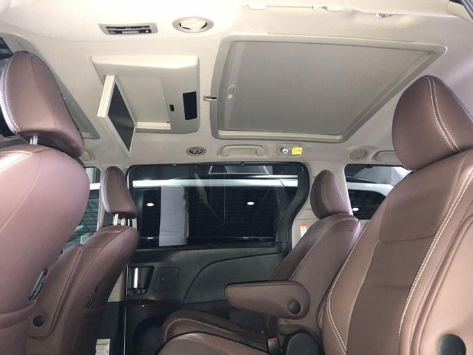丰田塞纳LTD四驱 七座顶配商务促销价格-图10