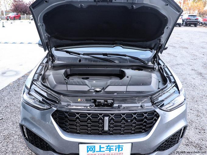 WEY VV6平价销售14.8万起 少量现车销售-图4
