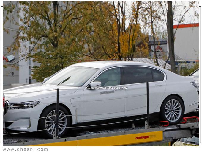 捷豹全新XJ纯电版谍照 年内发布竞争奔驰EQS-图8