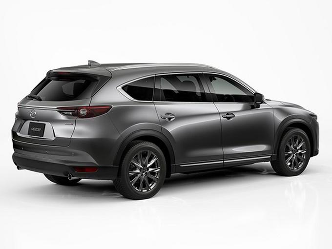 马自达将推新款CX 8 搭2.5T发动机 有望同步国产