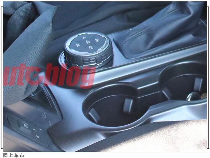 福特新Bronco配置曝光 四驱带锁/配坦克调头功能-图5
