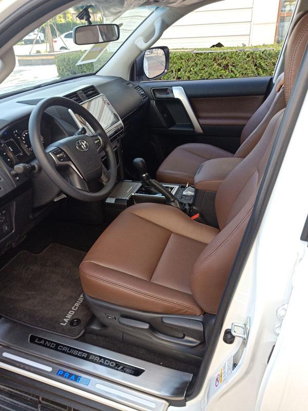 18款柴油丰田霸道2800 安全舒适动能强劲-图9