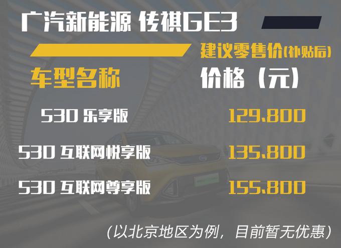 15万预算买国产纯电动SUV 你一定不能错过这三款-图12