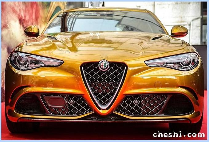 阿尔法·罗密欧推Giulia特别版 独特车漆有望量产-图3