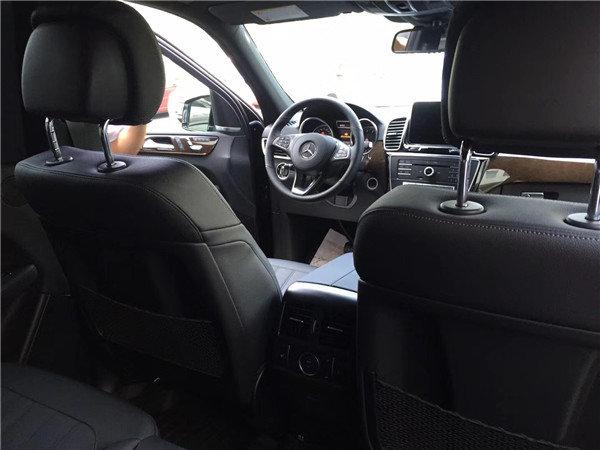 18款加版奔驰GLS450 丰富配置低价轻松购-图10