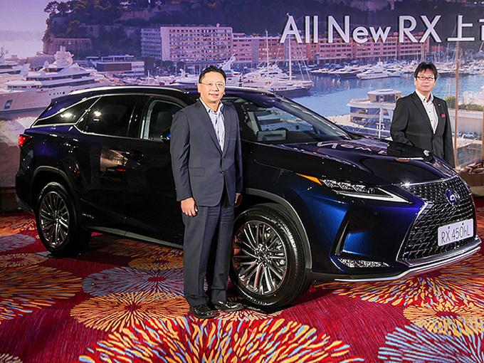 雷克萨斯新款RX正式上市外观升级/增多项配置-图1