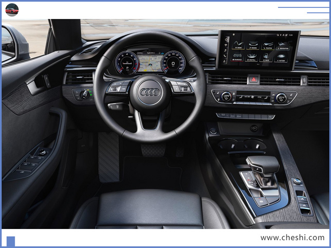 奥迪新款A5敞篷版官图搭3.0T/秋季开启预售-图4