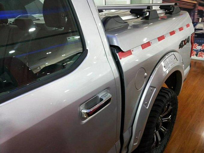 2017款福特F150XLT版 艳羡皮卡狂野骤降-图4