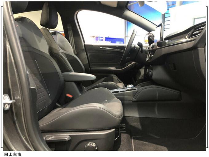 福特全新福克斯ST实拍 搭2.3T/动力远超高尔夫GTI-图4