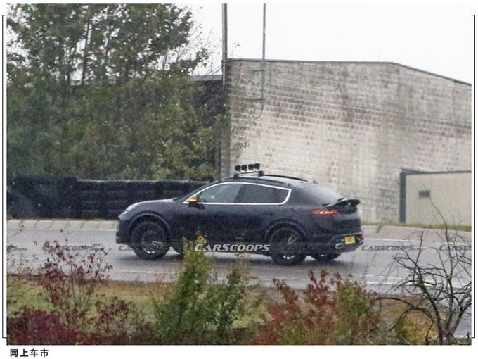 保时捷Macan纯电版计划明年亮相取代Turbo版车型-图2