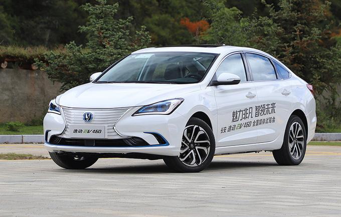 福特全新福睿斯将推电动版国内特供-续航超400km-图4