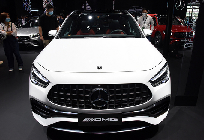 BBA均有新车 北京车展6款热门豪华性能车盘点-图3