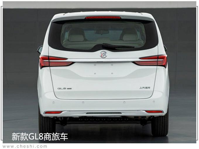 别克产品大年 推10款新车 GL8君威纯电SUV等-图4