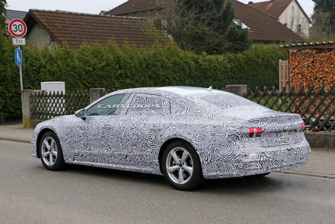 奥迪A7最新国产规划 车身造型大改/空间大幅提升-图6