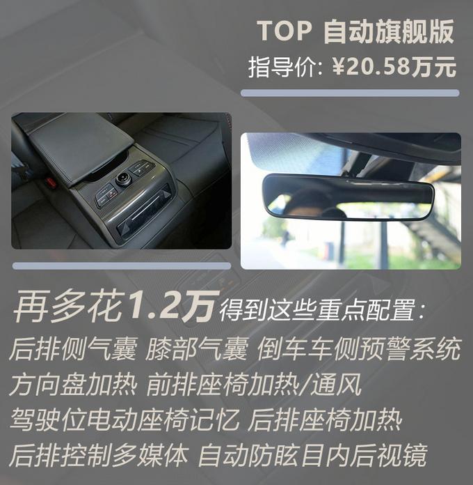 颜值出众的韩系家轿全新索纳塔买这两款真值-图6