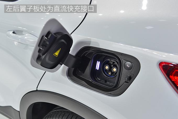 强动力高配置全满足 实拍沃尔沃首款纯电动SUV-图12
