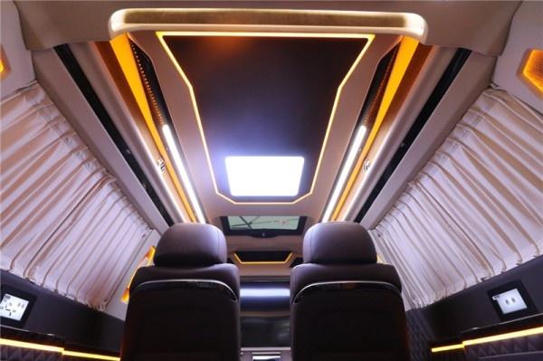 新款大众凯路威T6商务车 平稳性好空间大-图6