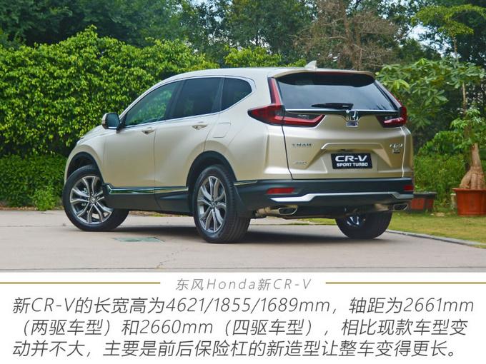 拥有200万用户后 东风本田新CR-V带来了哪些惊喜-图11