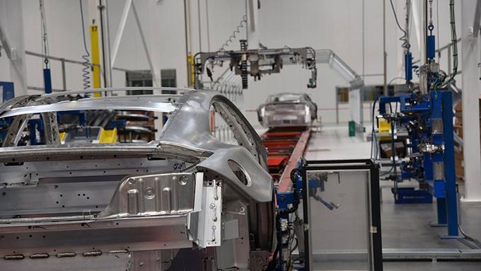 Karma全新E-Flex平台开始测试 新车2021年亮相-图3