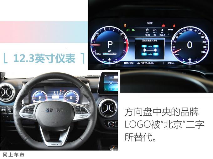 升级2.0T+8AT北京新款BJ40上市 XX.XX万元起售-图1