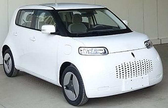 欧拉R2量产车曝光 今年上市/取消对开门设计-图1