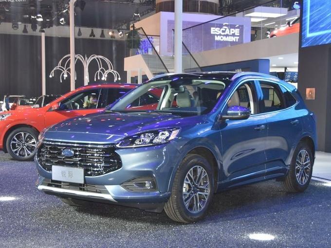 长安福特全新SUV锐际 本月19日上市搭1.5T/2.0T-图1