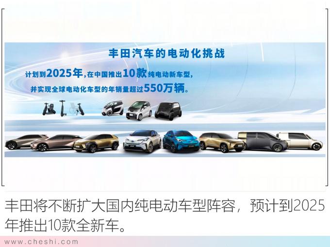 纯电动续航最重要 丰田的答案安全+高效+操控-图14