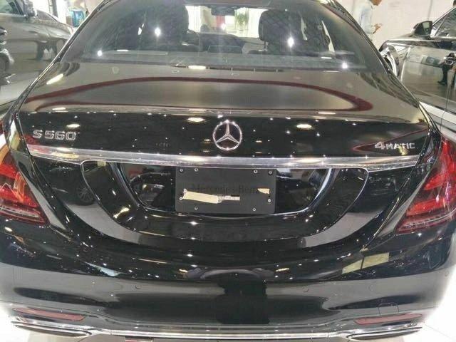 18款奔驰S560豪惠爆袭 稳重豪轿睿智之选-图8