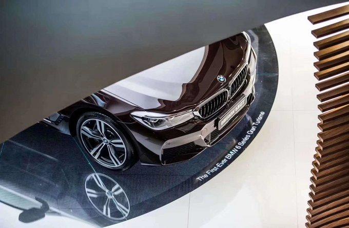 天生浪漫,2018年情人节 遇见BMW 6系GT-图3
