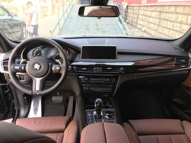 2018款加版宝马X5配置分解 热惠四驱SUV-图8