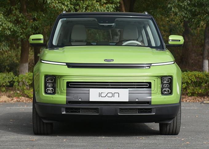 广州车展10款重磅新车 吉利新SUV起售价不到10万-图1