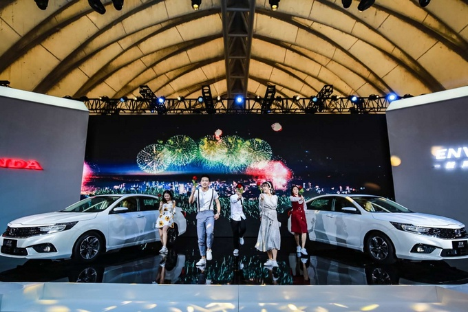 东风Honda享域乐活上市 售价9.98-13.68万元-图22