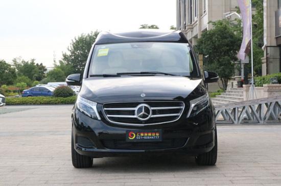 2019款奔驰V260新实拍 高端商务优惠畅销-图1