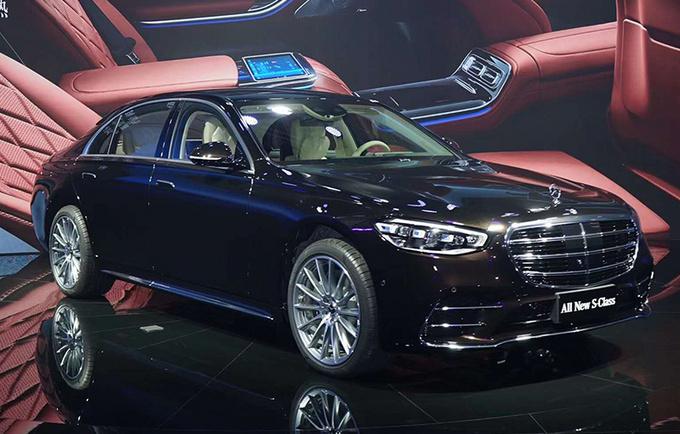 北京车展9款重磅轿车 奔驰新S级领衔/最低10万起售-图1