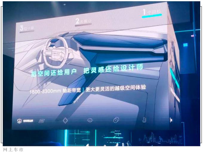 吉利SEA浩瀚架构发布 领克等品牌使用-推16款新车-图7