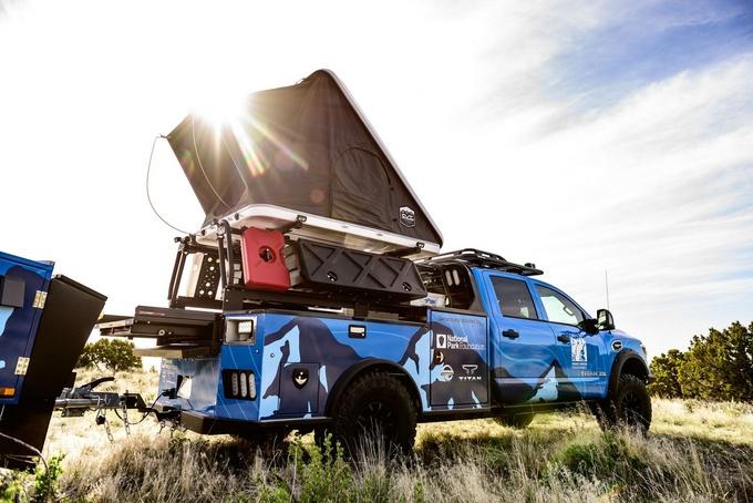 日产推出Titan特别版 5.6L汽油V8动力/534 N•m-图3