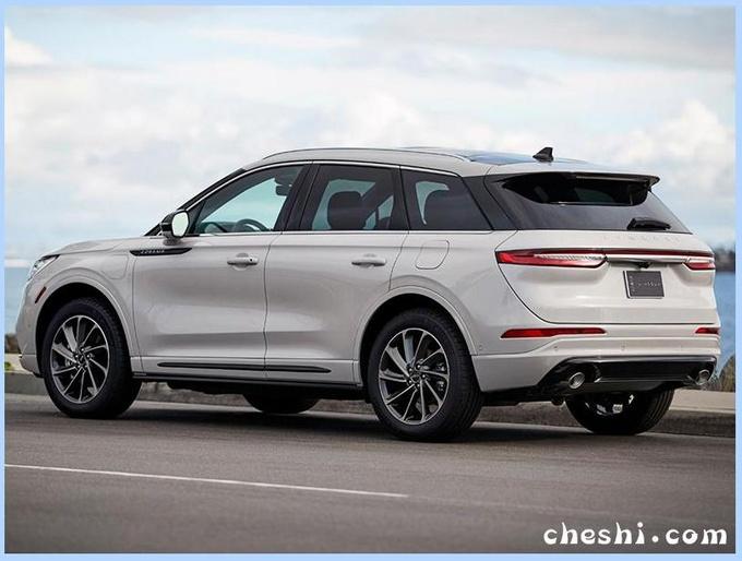 林肯全新中型SUV曝光 搭2.3T引擎/竞争丰田汉兰达-图4
