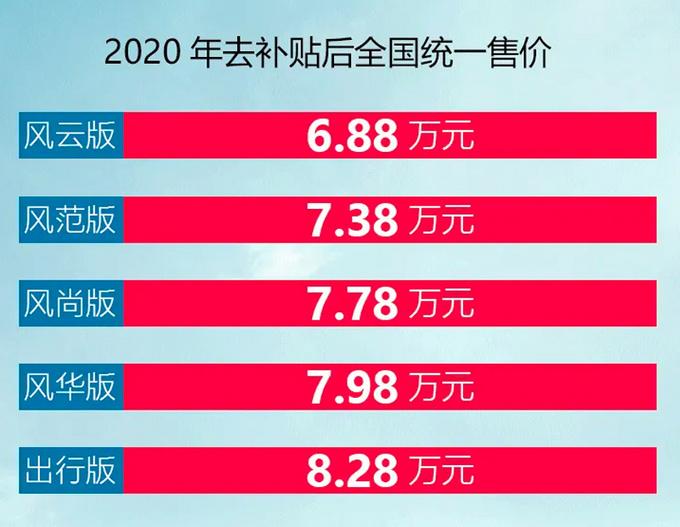 代步新选择枫叶30X售6.88万元起 配置同级领先-图1