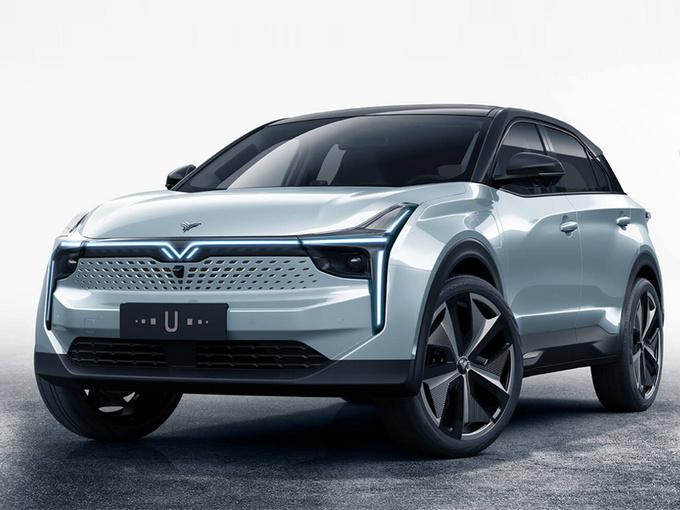 哪吒U量产版补贴后15万元起 即将广州车展发布-图1