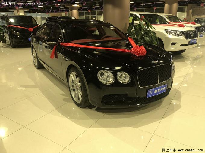 18款欧规宾利飞驰V8S 天窗4座超高性价比-图1