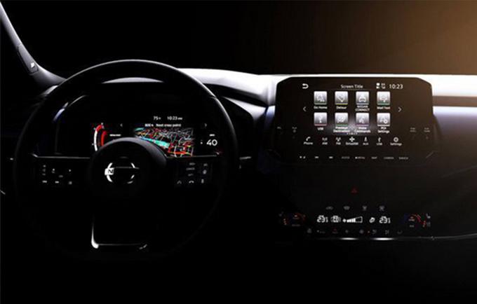 东风日产推4款SUV 大号奇骏领衔-尺寸接近途昂-图9