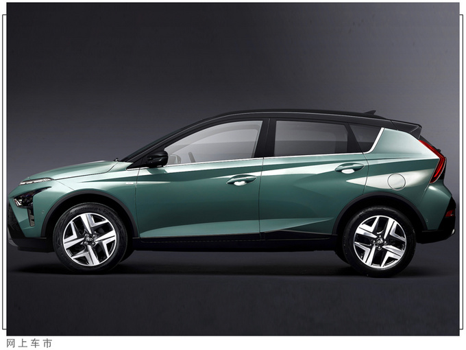 现代全新入门级SUV发布搭1.0T引擎/二季度开售-图2